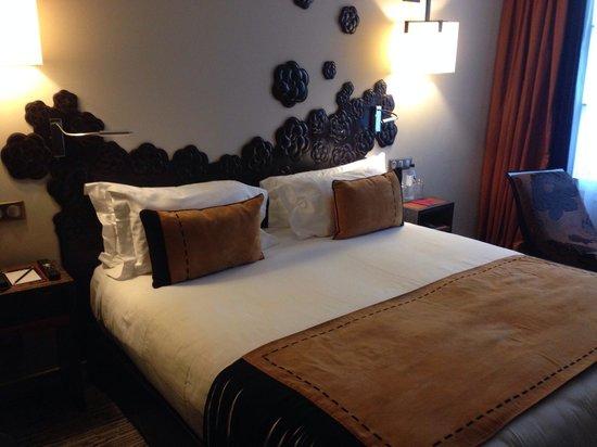 Les Jardins de la Villa & Spa : Bedroom