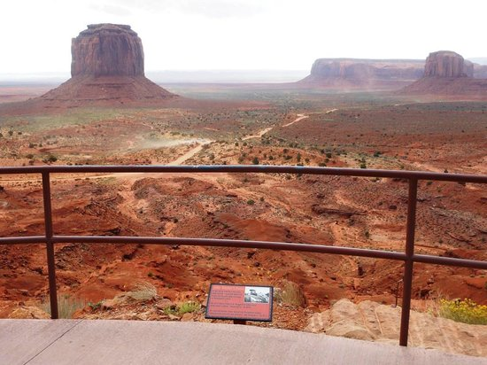 The View Restaurant : Terrace