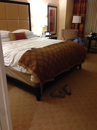 The Ritz-Carlton, Denver: Bed