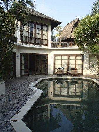 Villa Kubu: Villa zero