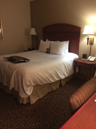 Hampton Inn York: Room