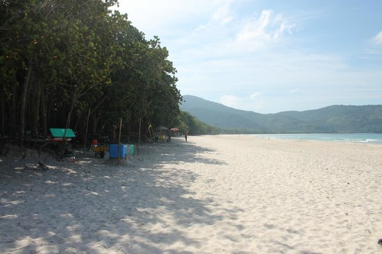 Lopes Mendes Beach : Playa