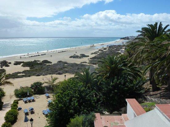 SBH Crystal Beach Hotel & Suites : Blick vom Balkon