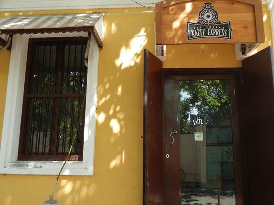The Indian Kaffe Express