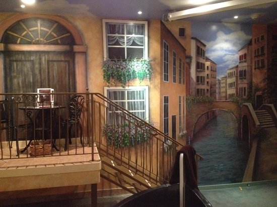 Destinations Inn: Venice Italy room