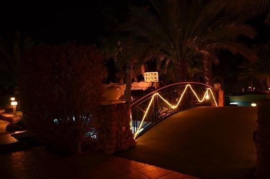 Maritim Jolie Ville Golf & Resort: мостики... их там много!