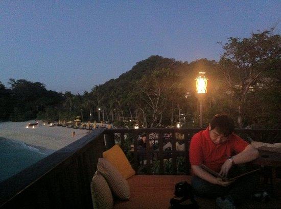 Shangri-La's Boracay Resort & Spa: Lounge