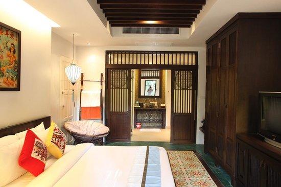 Chaweng Garden Beach Resort : Nice rooms