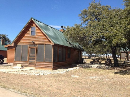 Rough Creek Lodge: Mustang Cabin