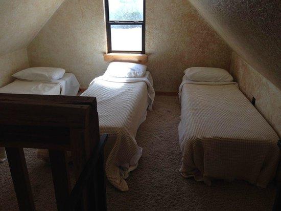 Rough Creek Lodge : Loft in the cabin