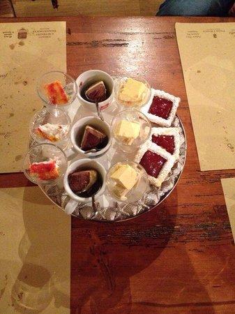Pasticceria Ferretti : assaggi di dolci