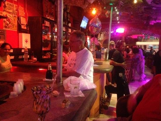 Happy Ending Cantina : the amazing atmosphere at Happy Endings