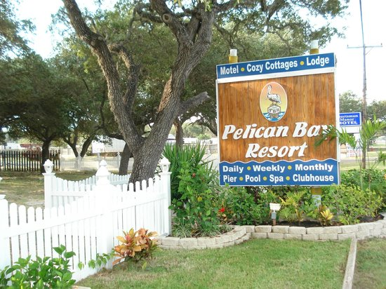 Pelican Bay Resort Front Entrance