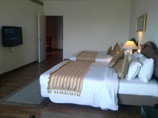 Hotel Minerva Grand: Grand suite