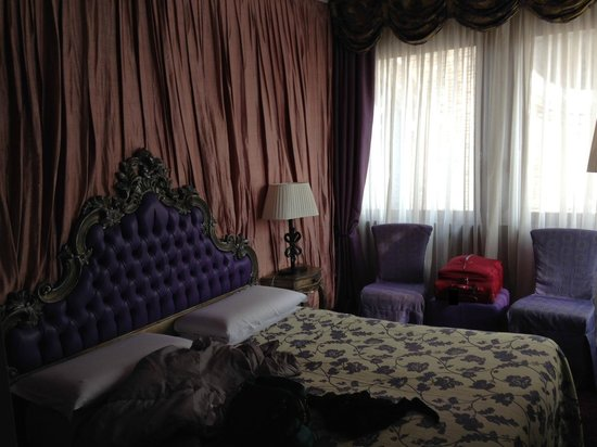 B&B Bloom Venice: Purple room