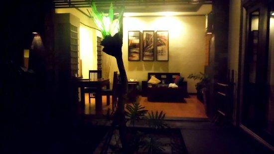 The Bali Dream Villa Seminyak : Living Area