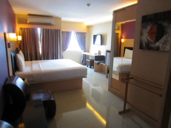 Prom Ratchada Residence & Spa: Superior Double room