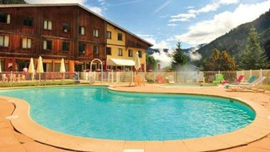 Village de Vacances VTF le Rafour: piscine