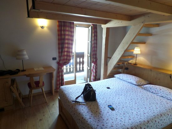 Hotel Alpi & Golf: Номер_1