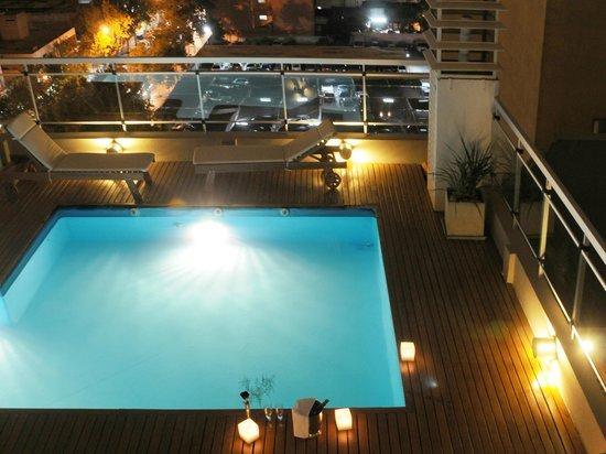 Del Bono Suites: Terraza