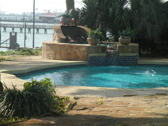 Pelican Bay Resort: Private Swimming pool at The Villa