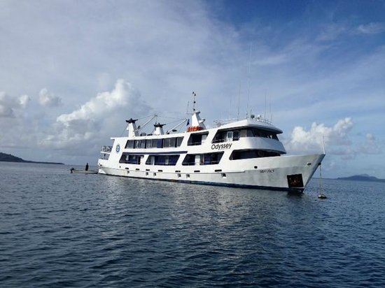 The Odyssey - Picture of Truk Lagoon, Chuuk - Tripadvisor