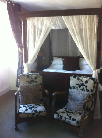 Guildhall Tavern Hotel & Restaurant: The Dinbych Suite