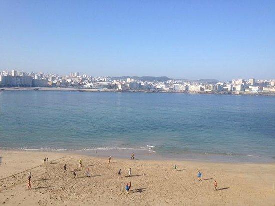 Melia Maria Pita: Vista playa desde habitación