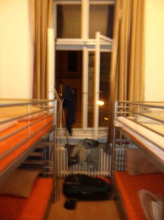 Adagio Hostel 1.0 Oktogon : Dormitório