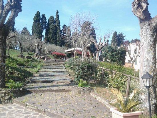 Villa Vecchia Hotel: Passeggiata