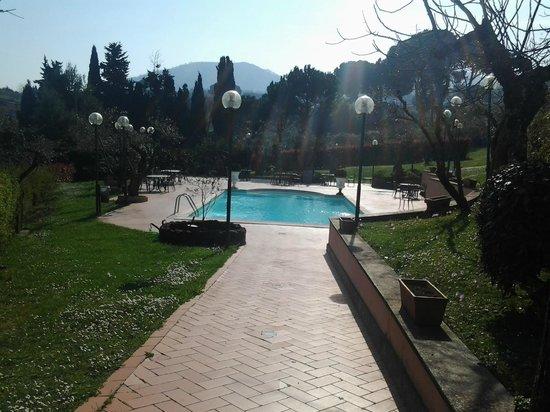 Villa Vecchia Hotel: Vista della piscina