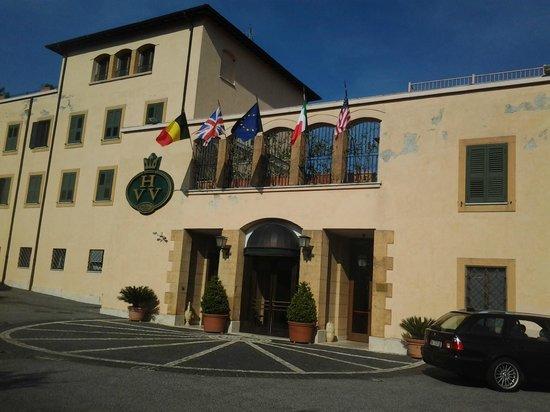 Villa Vecchia Hotel: Frontale hotel