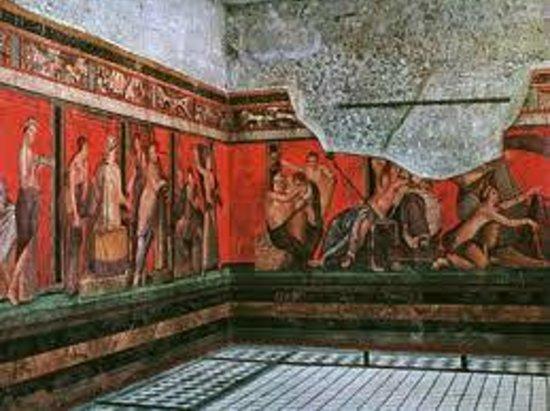 Tours Pompei: Villa dei Misteri