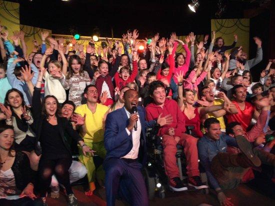 Club Med Aime la Plagne : Show Time