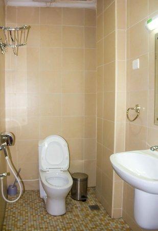 ABC Travellers Hotel: Bathroom