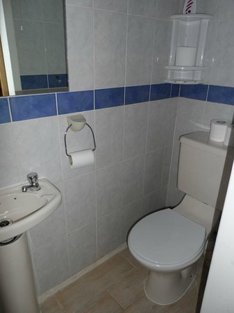 Gatwick White House Hotel : Bathroom