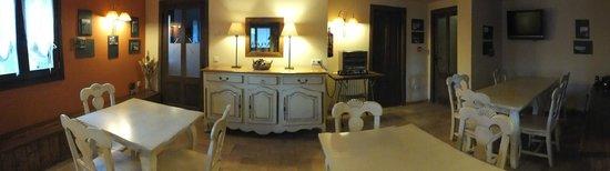 Hotel Areulo: salon social
