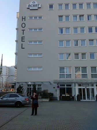 ACHAT Comfort Dresden : hotel