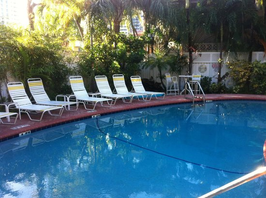 The Worthington Guest House: Worthington Pool