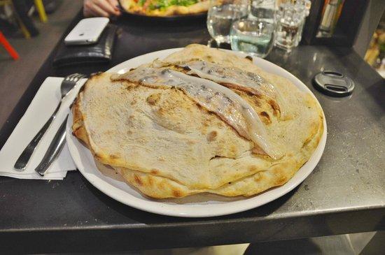 Pizza Doppia - Pizzeria La Bottega Lille