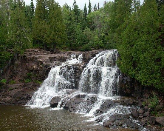 Gooseberry Falls State Park: Gooseberry Falls, MN