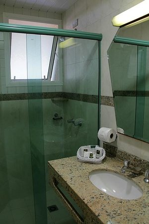 Recanto Cataratas Thermas Resort & Convention: Bathroom