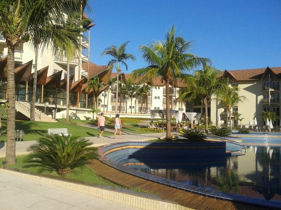 Recanto Cataratas Thermas Resort & Convention : During the day.