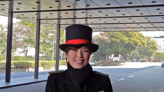 Grand Prince Hotel Takanawa: Concierge