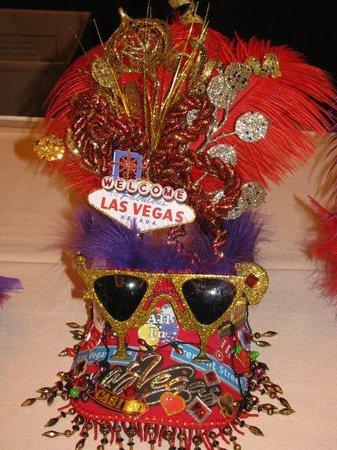 Golden Nugget Hotel: Red Hat Las Vegas Visor