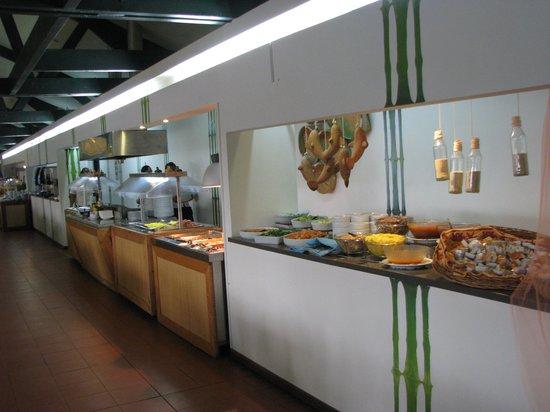 Hotel Oasis Belorizonte : la cantine
