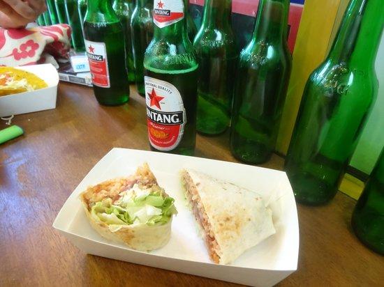 Mexican Eat Bali: Буритто