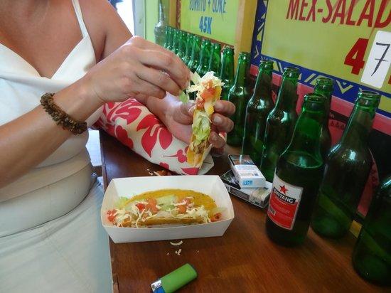 Mexican Eat Bali: Такос