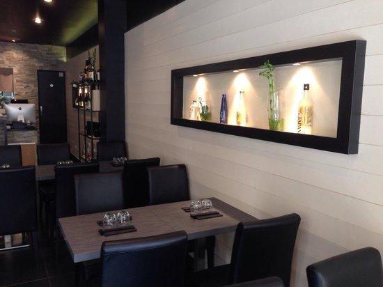 Maruya Dining Japanese : Salle de maruya