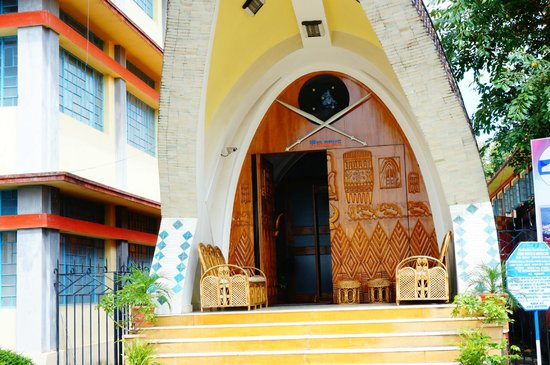 Don Bosco Centre for Indigenous Cultures: Don Bosco Museum - The Entrance